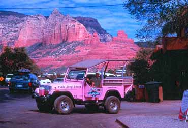 Pink Jeep Tours of Sedona